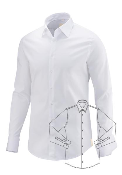 Q1 Manufaktur Hemden Charakter