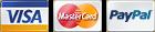 Q1 Bezahlmethoden Visa, Mastercard, Paypal